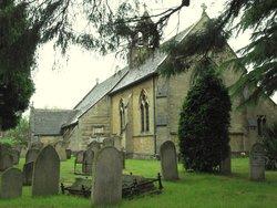 Saint John the Baptist Churchyard