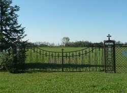Old Holy Ghost Cemetery