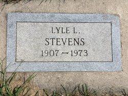 Lyle L. Stevens
