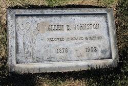 Allan Edward Johnston