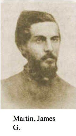 Pvt James G. Martin