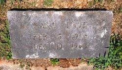 Sara Love Alexander