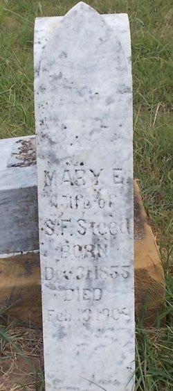 Mary Elizabeth <I>Tull</I> Steed