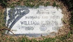 William Lewis Lyons, Jr