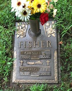 Charlotte Bernice <I>Olson</I> Fisher