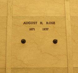August H. Rose