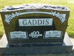 Kathryn Alleyne <I>Lickey</I> Gaddis