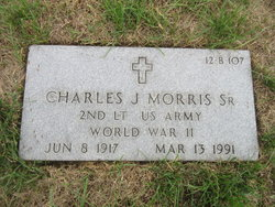 Charles J Morris, Sr