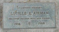 Lucille E. Aikman
