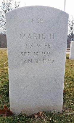 Marie H Bernhardt