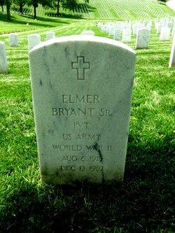 Elmer Bryant, Sr