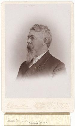 Rev Edwin Mortimer Haynes