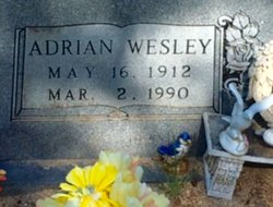 Adrian Wesley Bertling