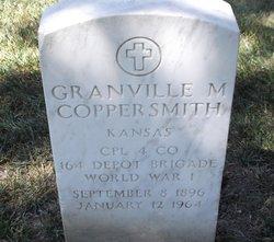 Granville M Coppersmith