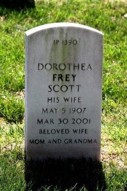 Dorothea Frey Scott