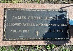 James Curtis Hewett