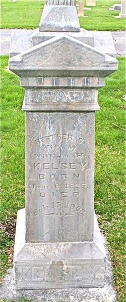 Hesther S <I>Huggett</I> Kelsey