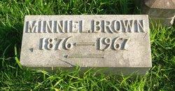 Minnie Loomis Brown