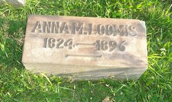 Anna M <I>Kenyon</I> Loomis