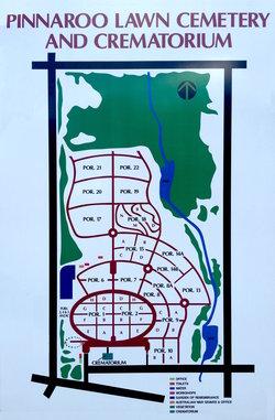 Pinnaroo Cemetery Map Pinnaroo Lawn Cemetery and Crematorium in Bridgeman Downs