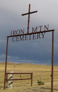 Iron Mountain Cemetery