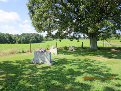 Rowles Family Cemetery at Sonans