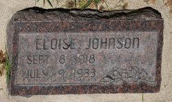 Eloise Johnson