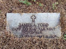 James A. Todd