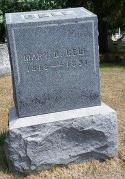 Mary D. <I>Bell</I> Hoagland