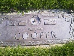 Howard J Cooper