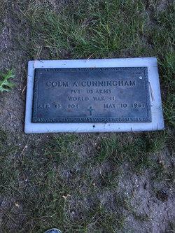 Colm A Cunningham