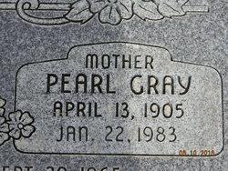 Emma Pearl <I>Gray</I> Durrant