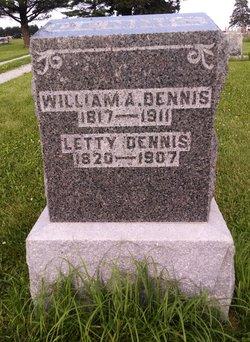 Letty <I>Springer</I> Dennis