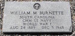 William Mason Burnette, Sr