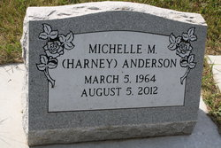 Michelle Marie <I>Harney</I> Anderson