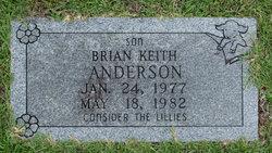 Brian Keith Anderson