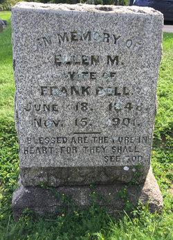 Ellen M. <I>Buck</I> Bell