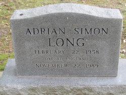 Adrian Simon Long