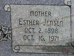 Esther Jensen Bishop