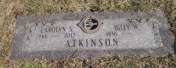 Carolyn Sue <I>Finnegan</I> Atkinson