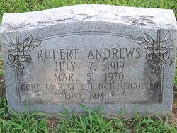 Rupert Andrews