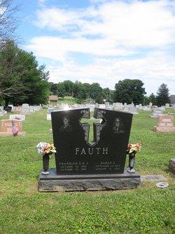 Franklin D R Fauth, II