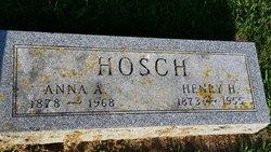 Anna Agnes <I>Frohwein</I> Hosch