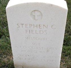 Stephen C Fields
