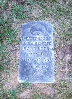 Infant Son Barringer