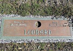 Horace Greeley Leonard
