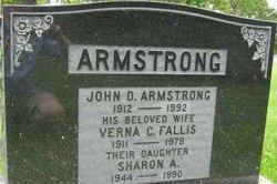 Sharon Ann Armstrong