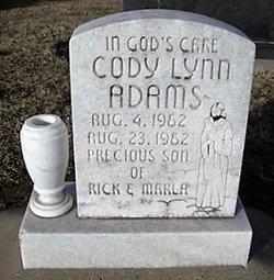 Cody Lynn Adams