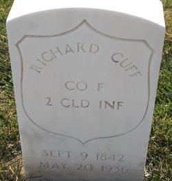 Richard Cuff
