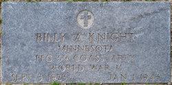 PFC Billy Arlen Knight